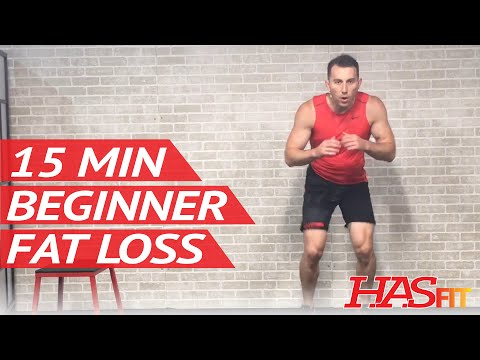 15 Min Fat Burning Workout for Beginners Workout Routine – Beginner Workouts for Fat Loss