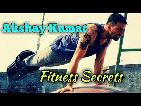 Akshay Kumar Body Fitness Workout, Diet Secrets and Yoga Exercises | akshay kumar workout