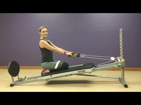Total Gym Sciatica Exercises