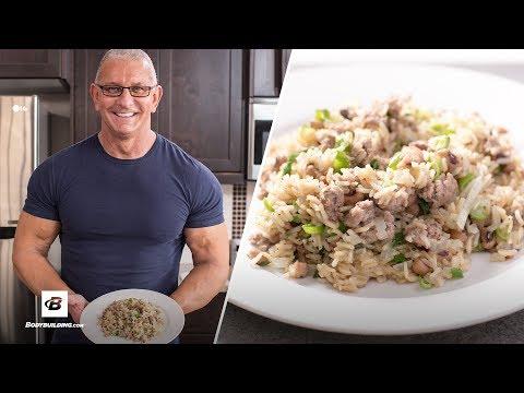 Chef Robert Irvine's Healthy Rice Recipes 3 Ways