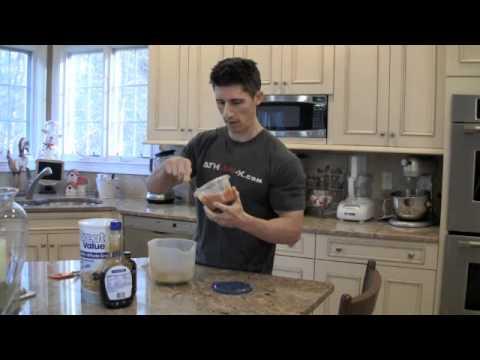 Muscle Building Breakfast – Healthy Breakfast Actually TASTES GREAT!