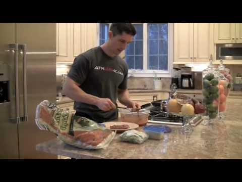 The 6 Minute Muscle Building Meal Plan – Healthy Dinners