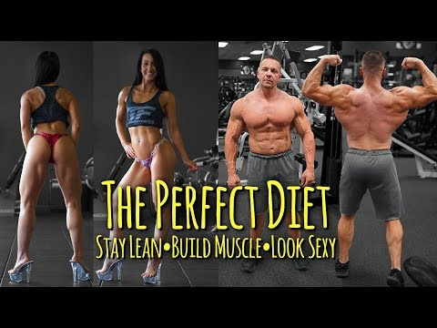 The Perfect Diet to Stay Lean FOREVER! | Tiger Fitness