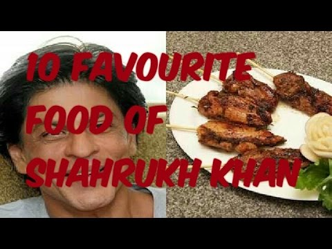Favourite Food Of Shahrukh Khan | Fitness Tips Of SRK