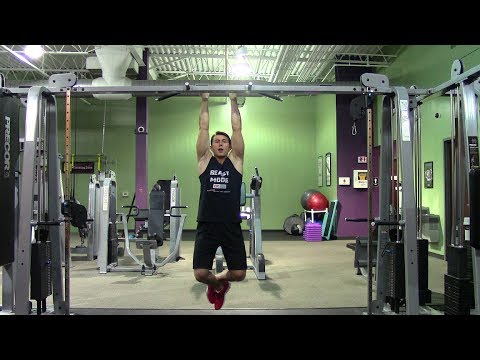 Back Workout in the Gym for Strength – HASfit Back Exercises – Back Workouts Strength Exercise