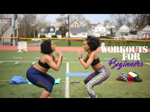 Best Workouts for Beginners | Simple Workouts | Fitness Series | Kelsley Nicole