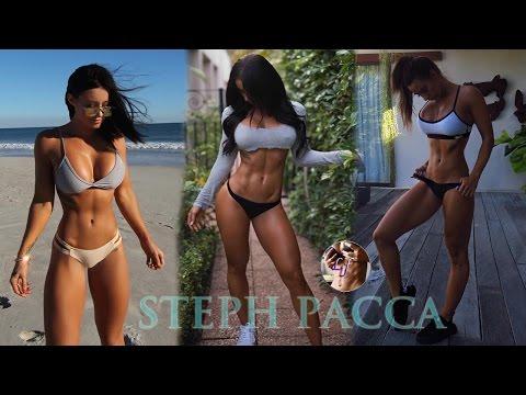 STEPH PACCA   Fitness Model: LIFT & Tone Legs, Butt, Small WAIST @Australia