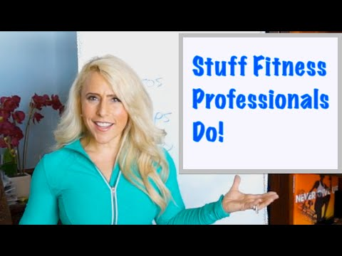 3 THINGS FITNESS INSTRUCTORS DO | Group Fitness Personal Trainers and Fitness Addicts
