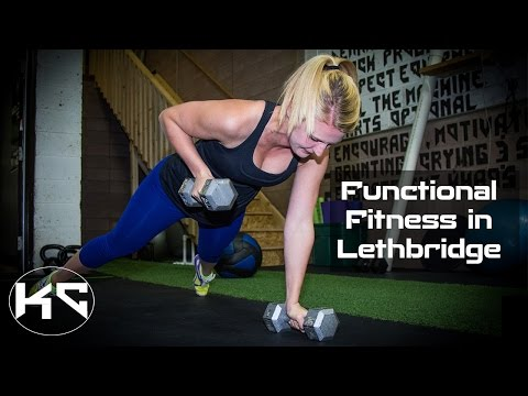 Khaos Conditioning – Lethbridge Fitness Trainers