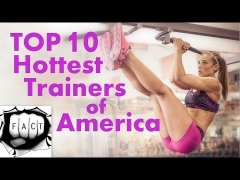 Top 10 Hottest Female Trainers of America