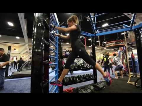 The NOVA FTS by MoveStrong Functional Fitness Equipment is unveiled