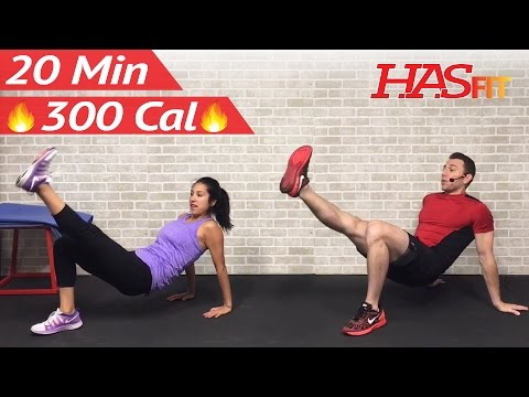 20 Min High Intensity Interval Training Cardio and Arms Workout without Equipment no – HIIT Workout