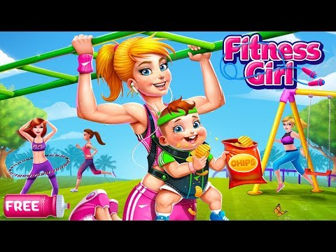Fitness Girl | Game Trailer | TabTale