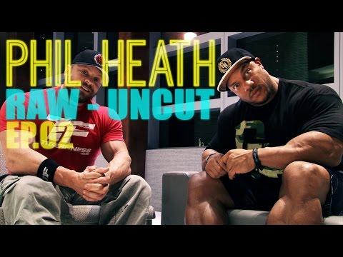 Phil Heath's Mr. Olympia Offseason Diet Secrets | Phil Heath Raw Uncut Episode 2 | Tiger Fitness