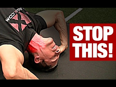 Neck Exercises that KILL Your Neck (DO THESE INSTEAD!!)