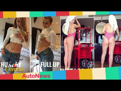 Breaking News – London fitness blogger Chessie King exposes 'real' pictures