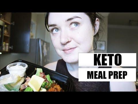 Cajun Shrimp and Loaded Broccoli // Keto Meal Prep // Low Carb