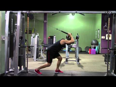 Gym Machine Workout – HASfit Weight Machine Workouts – Cable Machine Exercises