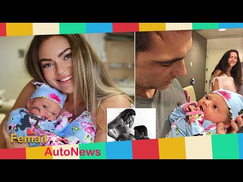 Breaking News – Fitness star Emily Skye gives birth to baby girl