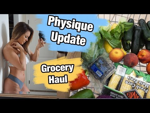 My Current Weight, Grocery Shopping + H.I.I.T. Workout