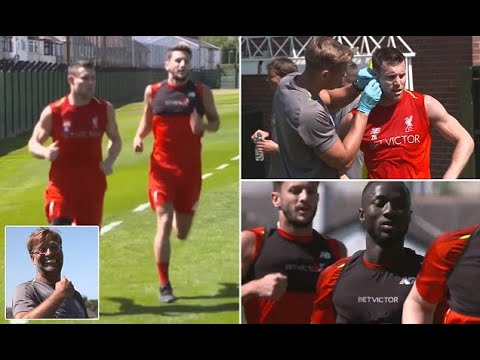Breaking News –  James Milner wins Liverpool's pre-season lactate fitness test