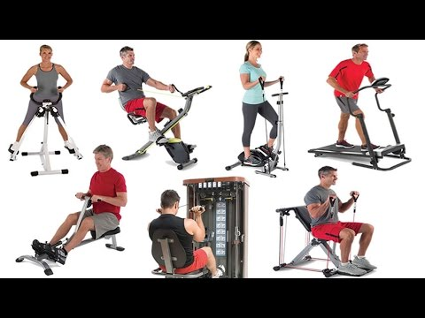 Best home fitness equipment u2013 top 10 home gym exercise machines 2018