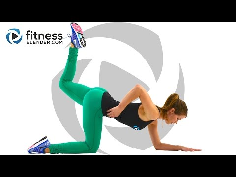 10 Minute Butt and Thigh Workout At Home – No Equipment Butt and Thigh Toning Workout