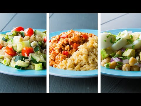 3 Healthy Lunch Recipes For Weight Loss