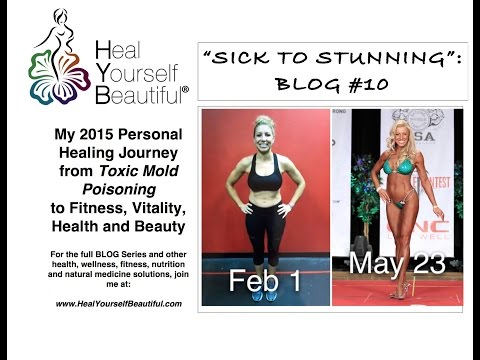 FITNESS BLOG #10:  Journey to HEALTH:  From SICK to STUNNING: NPC Competition Results