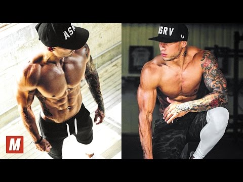Michael Vazquez | Amazing Workout | Aesthetic Fitness Motivation