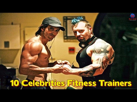 10 Bollywood Celebrities With Their Fitness Trainers