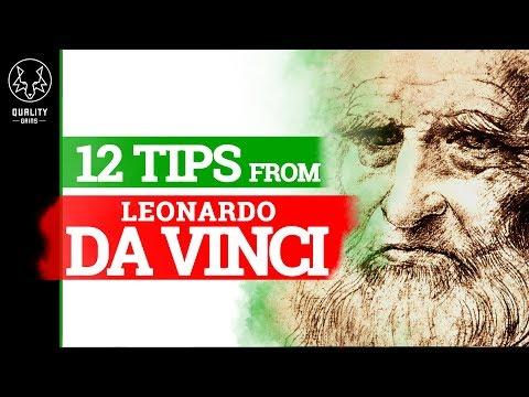 12 Fitness Tips From Leonardo Da Vinci