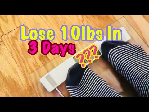 I Tried the Military Diet | Lose 10 Pounds In 3 Days | Does It Work?