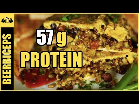 Super High Protein Omelette – Indian Egg Recipes – BeerBiceps Bodybuilding Diet Breakfast