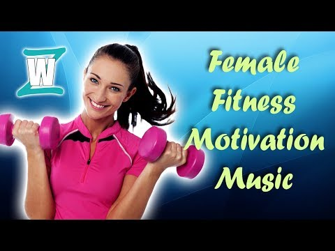 Training Music For Gym [ Super Girls Workout ] Female Fitness Motivation