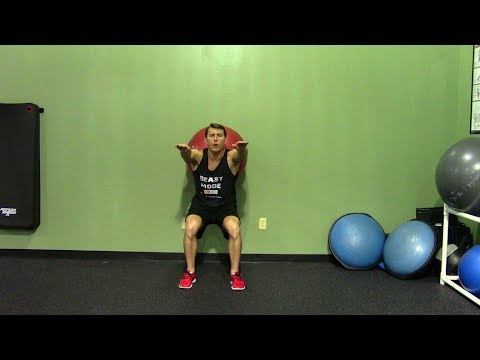 Beginner Legs Workout in the Gym – HASfit Easy Leg Workouts – Beginner Leg Exercises