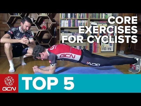 5 Core Exercises For Cyclists – Improve Your Strength On The Bike