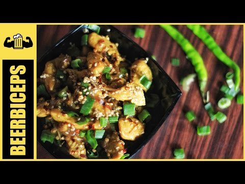 Honey Chilli Chicken – Healthy Indian Chinese Recipe – BeerBiceps Chicken Recipes