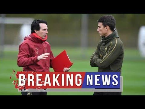 Arsenal news: Unai Emery reveals Laurent Koscielny fitness plan after transfer claim