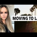 STARTING OVER IN LIFE: why I moved to LA + dyed my hair blonde