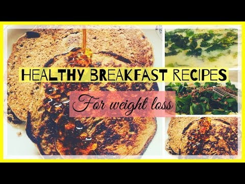 Healthy breakfast recipes for weight loss | Indian Weight loss Recipes | Azra Khan Fitness.