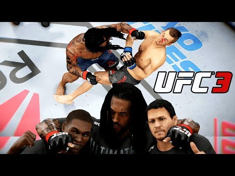 UFC 3 GOAT Career Mode Ep. 7 – TRAINERS KICKED ME OUT OF MY FIGHTING GYM!