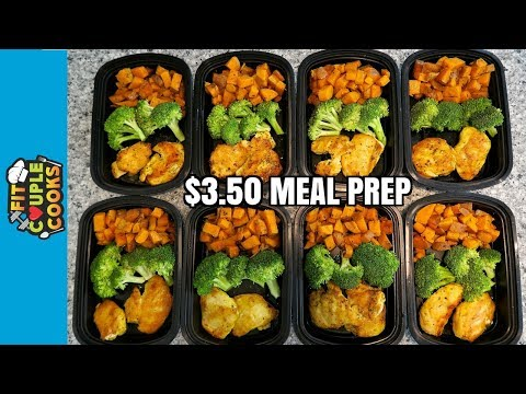 How to Meal Prep – Ep. 56 – CHICKEN BROCCOLI SWEET POTATO