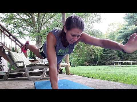 Killer Ab Exercises at Home for Women