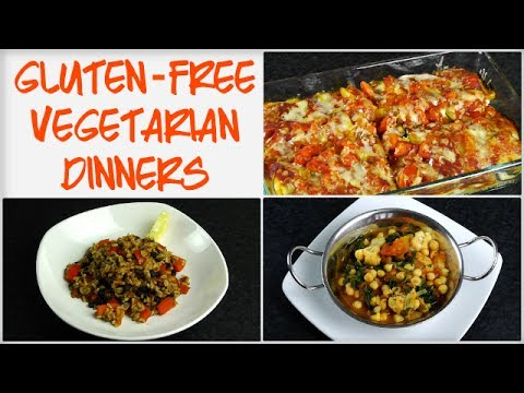 Low Fat Gluten-Free Vegetarian Dinner Recipes