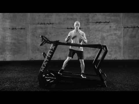 Matrix Fitness S-Drive Performance Trainer – Exercises