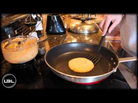 Muscle Building Food Recipes : Pumpkin Pancakes For Breakfast