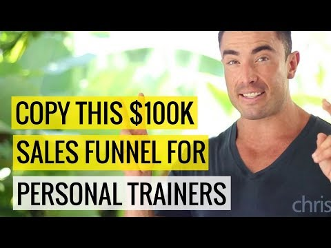 Copy This $100K Sales Funnel For Personal Trainers