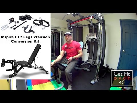 February 2015 Update – Inspire Fitness Leg Conversion Kit – New Fitness Contest Dates