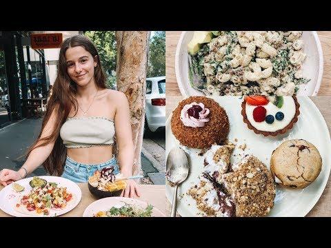 VLOG | Vegan Food, Creamy Pasta Recipe + Workout